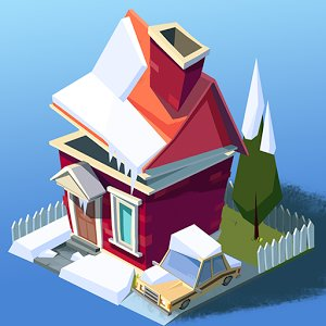 Build Away Idle City Game mod apk