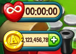 Toy Blast unlimited coins mod