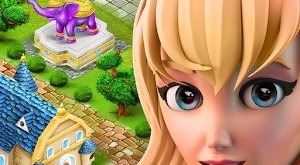 Princess Kingdom City Builder mod