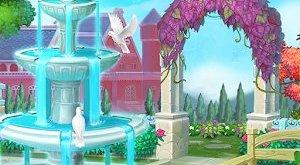 Royal Garden Tales Match 3 Castle Decoration mod