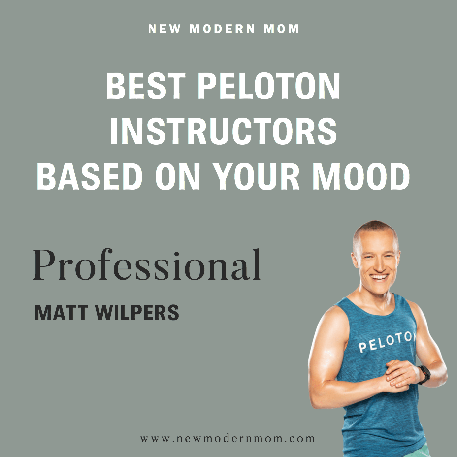 Best Peloton Instructors Based on Your Mood: Matt Wilpers