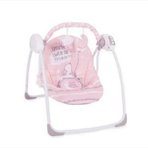 Ρηλάξ Κούνια Swing Felice Pink Rabbit Kikkaboo (ΔΩΡΟ Πλεκτή Κουβέρτα Αγκαλιάς)
