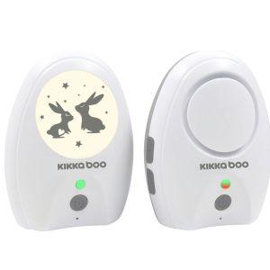 Συσκευή Ενδοεπικοινωνίας – KikkaBoo Baby digital monitor Echo