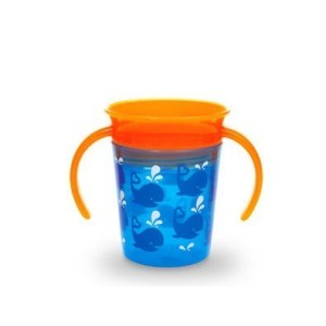 Munchkin Miracle Deco Trainer Cup Blue Whale