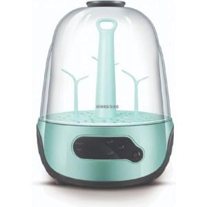 Αποστειρωτής με Στεγνωτήριο Sterilizer with Dryer Twill Mint Kikkaboo (ΔΩΡΟ Βούρτσα Καθαρισμού Μπιμπερό)