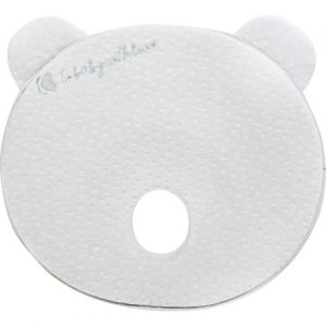 Μαξιλάρι Memory Foam Ergonomic Pillow Kikkaboo Bear White Velvet