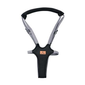Baby Walk Safety Harness Step by Step Black & Grey Lorelli Bertoni