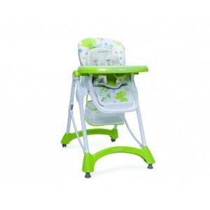 Καρέκλα Φαγητού Mint Green Cangaroo (ΔΩΡΟ Σετ Σαλιάρες 3τμχ+Σετ κουταλάκια 2τμχ)