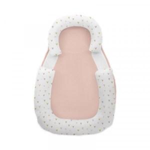 Μαξιλάρι Θέσης Ύπνου – Σφηνάκι Memory Foam Anti-Rollover Positioner Hearts Kikkaboo