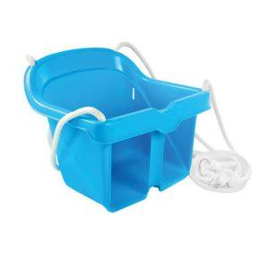Παιδική Κούνια Mochtoys 10034/12078 Blue