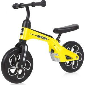 Ποδήλατο Ισορροπίας Lorelli Bertoni Spider Yellow