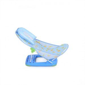 Βάση Μπανιέρας Πτυσσόμενη με Ανάκλιση Πλάτης Rory Blue Cangaroo