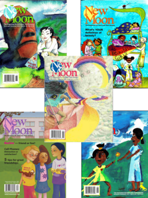classic NMG magazines