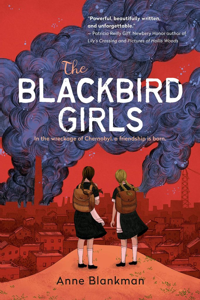 Book cover image for The Blackbird Girls by Anne Blankman