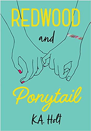 Book cover image for Redwood and Ponytail by K.A. Holt