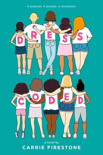 Book cover image for Dress Coded by Carrie Firestone