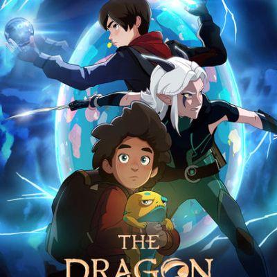 The Dragon Prince on Netflix