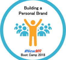 Build a Personal Brand Boot Camp 2018 Badge