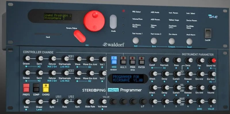 Stereoping Programmer