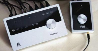 Apogee Duet Quartet recensione