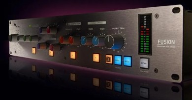 SSL Fusion mastering processor