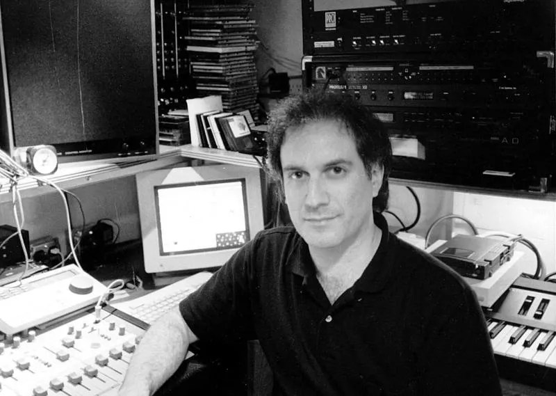 Larry Fast - Studio