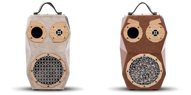 Peopeo Voodoo Boombox Sand e Clay