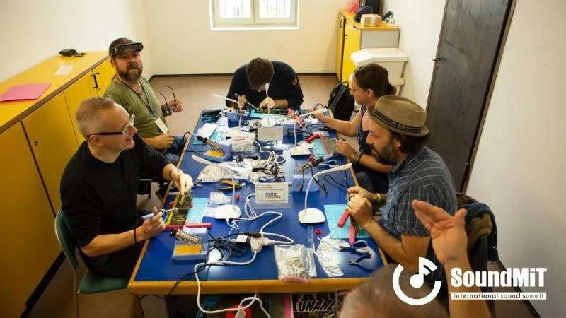 Soundmit 2018, il workshop di Fase Lunare