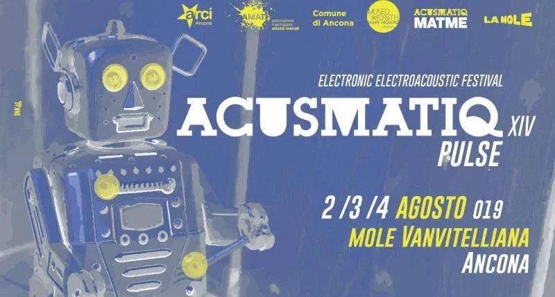 Acusmatiq XIV PULSE: ecco il programma del grande festival elettroacustico di Ancona