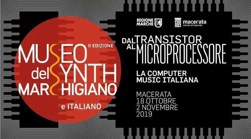 Museo del synth marchigiano e Italiano: incontri, concerti e decine di strumenti vintage e moderni da vedere e suonare