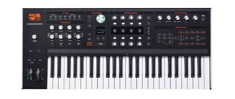 Ashun Sound Machines Hydrasynth, la recensione totale