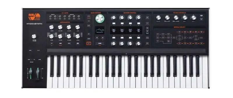 Ashun Sound Machines Hydrasynth, la recensione totale