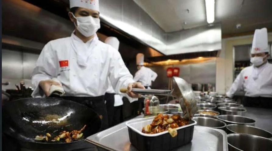 Coronavirus nei ristoranti