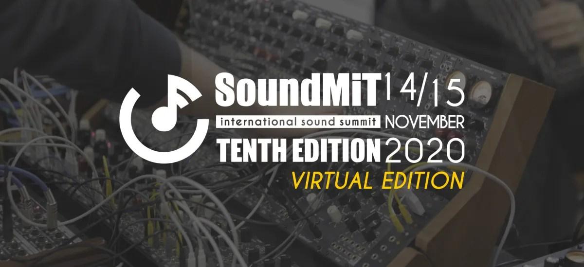 Il Soundmit 2020 è ai nastri di partenza!