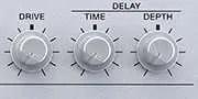Roland TR-06 - 3 - La sezione effetti