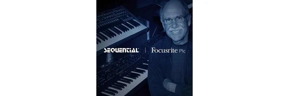 Bomba: Dave Smith vende Sequential a Focusrite