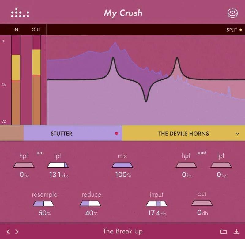 MyCrush di Denise Audio