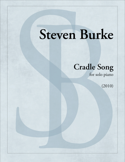 Burke Cradle Song
