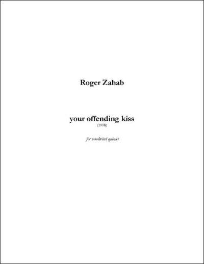 Zahab your offending kiss Z57-E1998-4