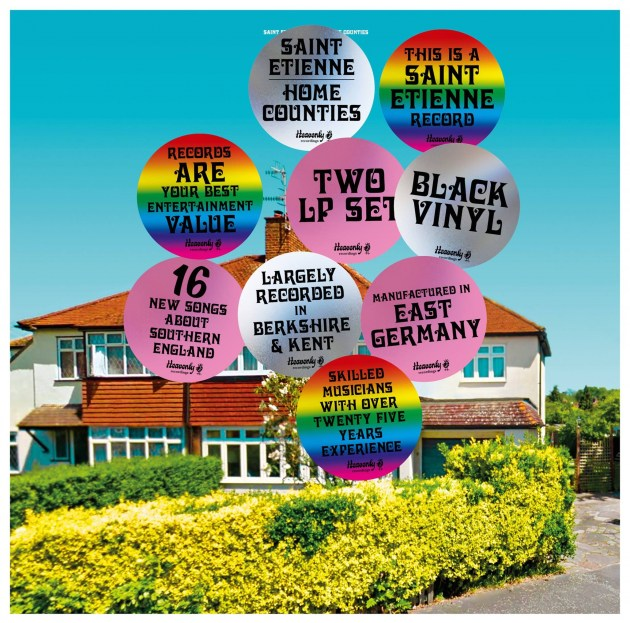 Saint Etienne – Heather (2017)