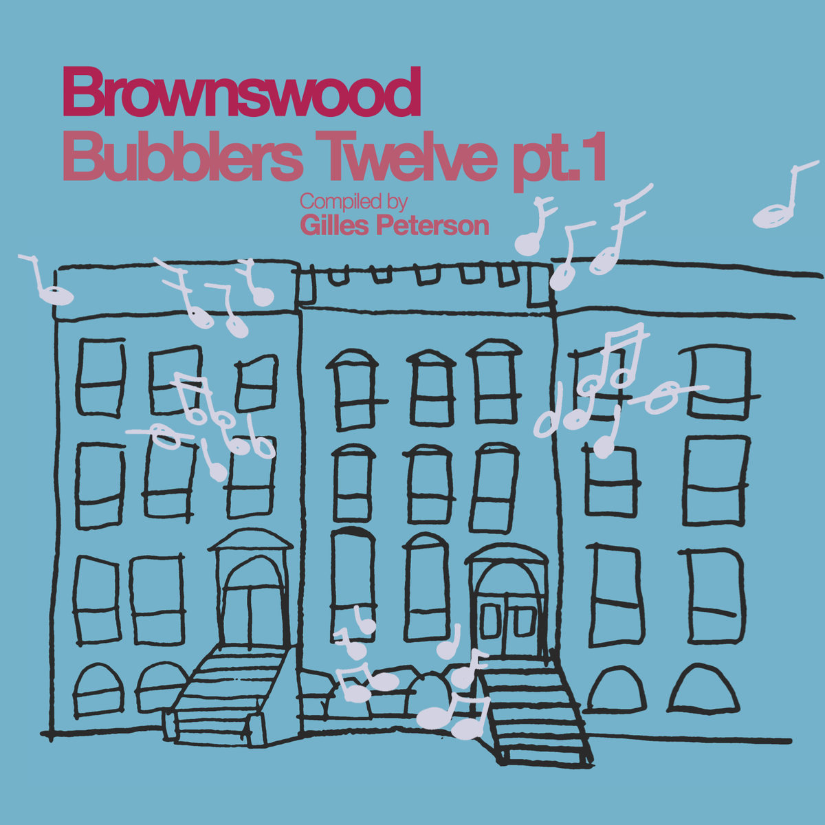 Various Artists – Brownswood Twelve Pt. 1 (2017)