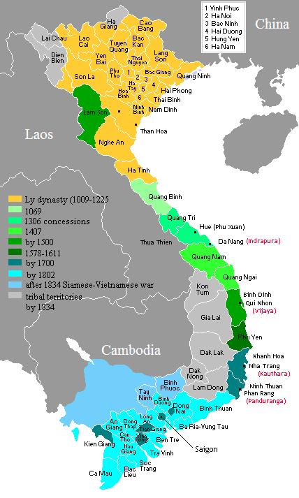 Nam Tien - New Naratif