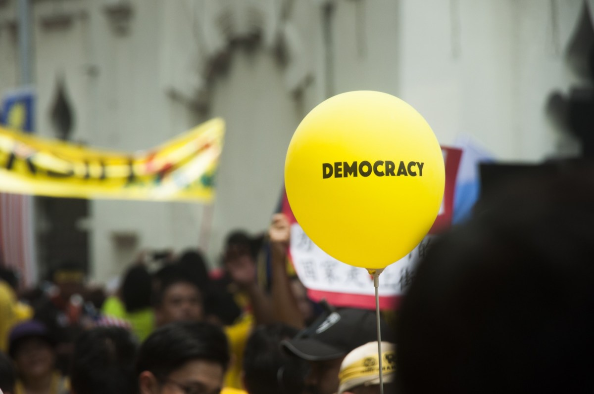 Democracy - New Naratif