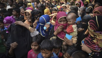 Rohingya refugees - New Naratif