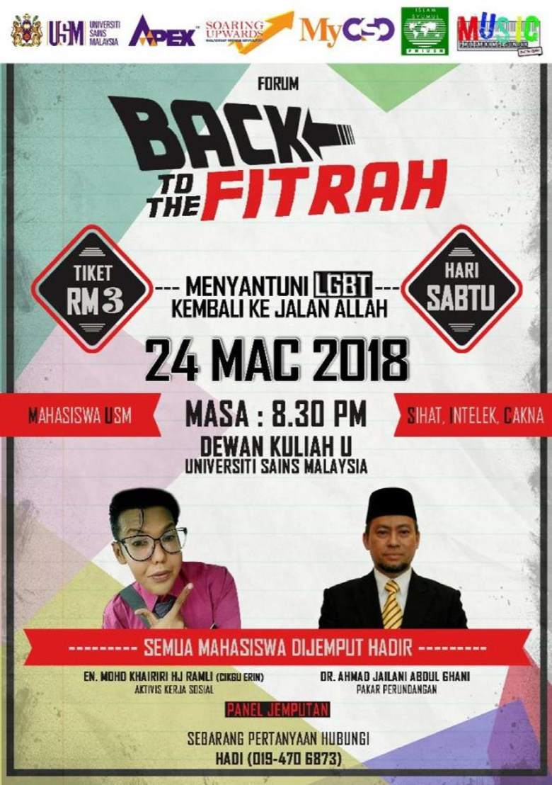 Back to the Fitrah - New Naratif