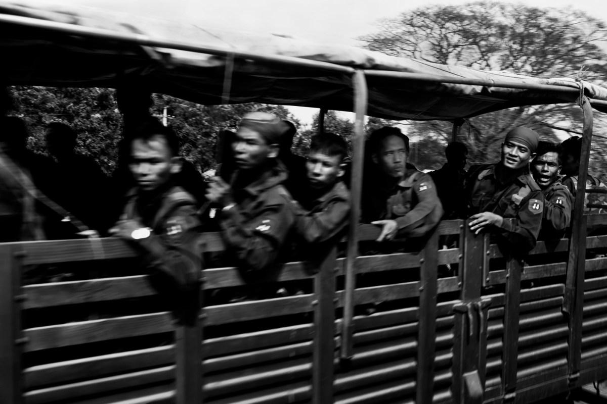 Myanmar Army - New Naratif