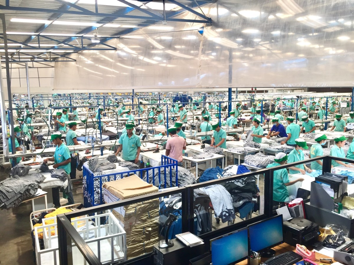 Garment Industry in Cambodia - New Naratif