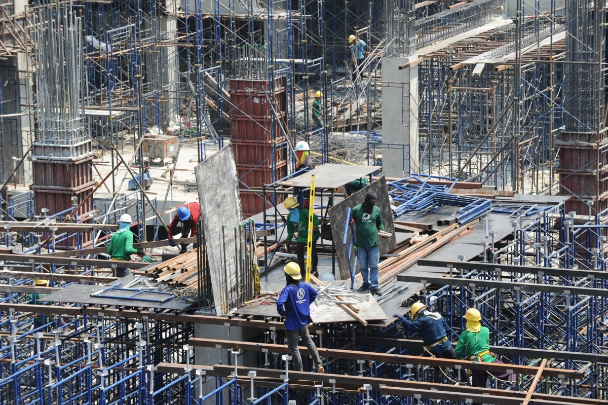 Construction in Thailand - New Naratif