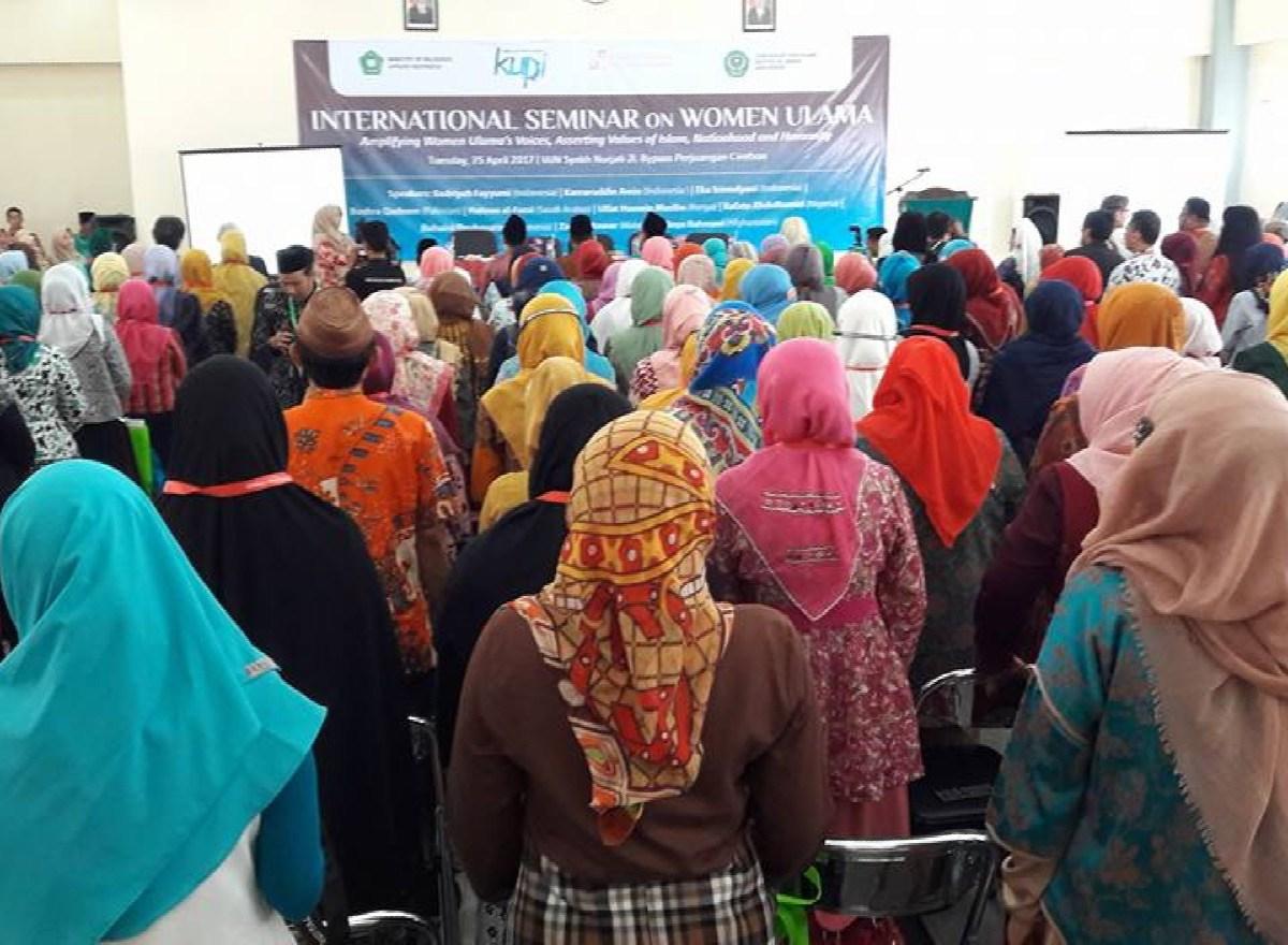 Indonesian Women's Ulama Congress - New Naratif