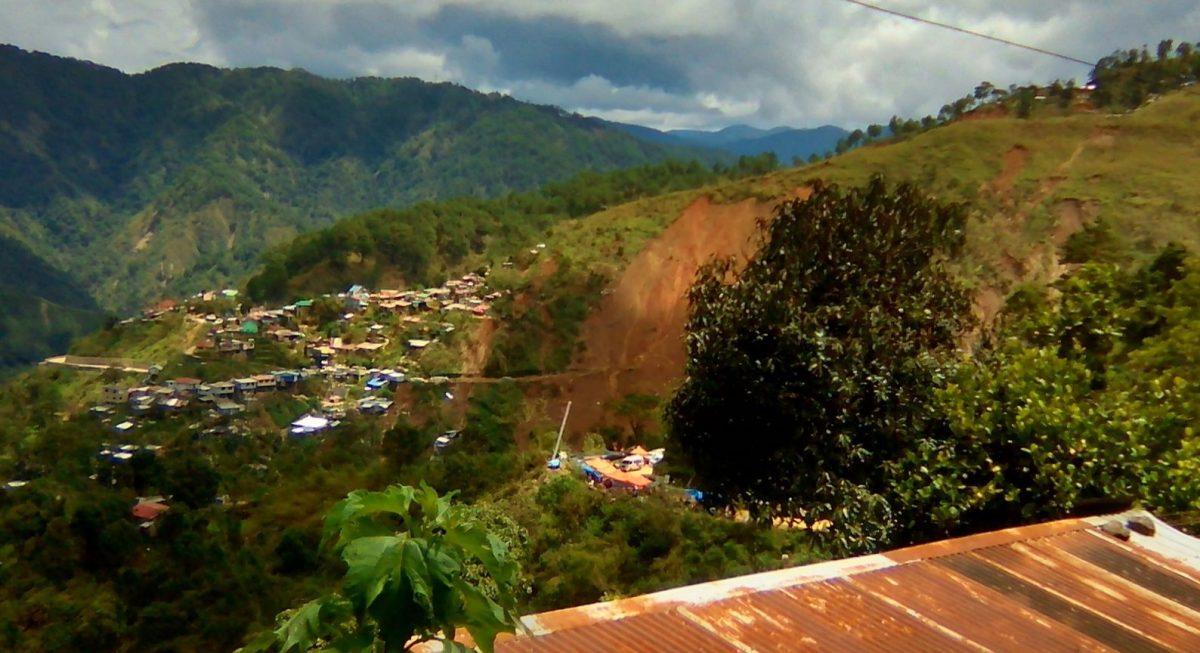 The Ucab Landslide - New Naratif
